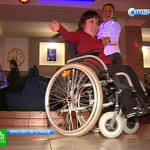 Дискотека без границ: на танцпол пригласили инвалидов