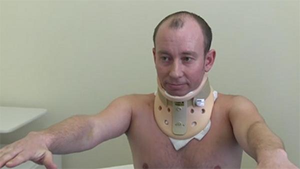 Пациенту вживили первый в России нанопозвоночник