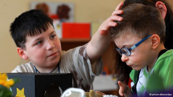Обучение детей-инвалидов в обычных школах: немецкий опыт