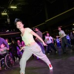 В Москве прошел танцевальный марафон «Лучшие друзья»