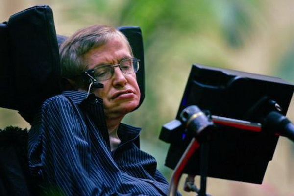 Стивен Хокинг о смерти, мозге и о том, как сочинить бестселлер