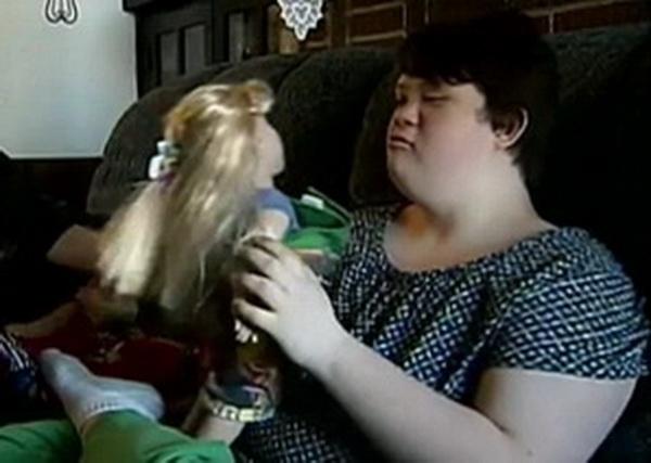В продаже появились куклы для детей с синдромом Дауна