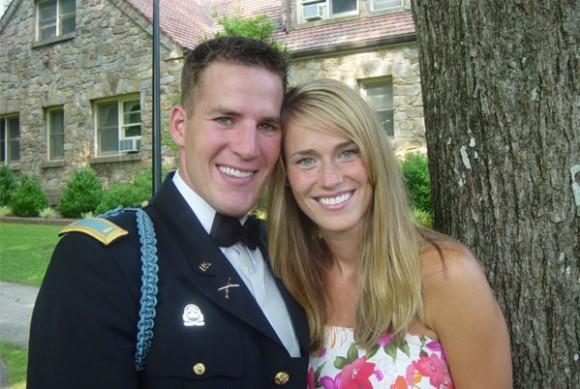 Скотт с супругой до взрыва