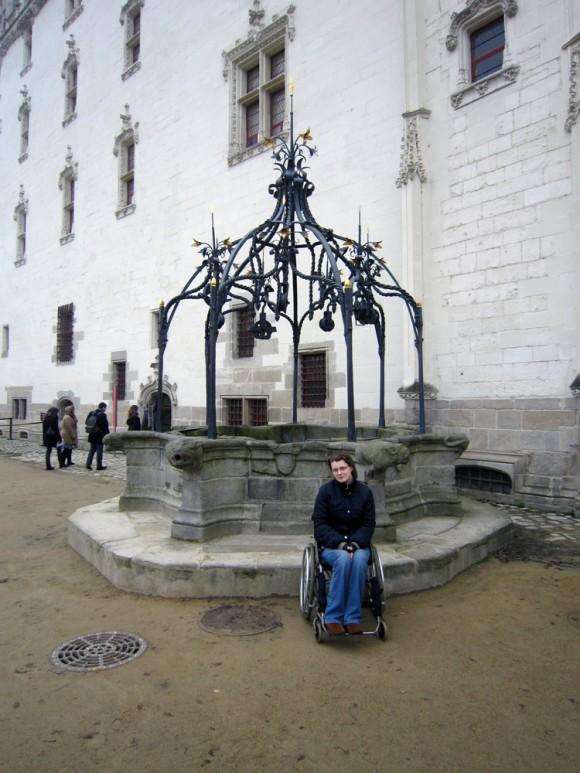 Замок герцогов Бретонских. Нант