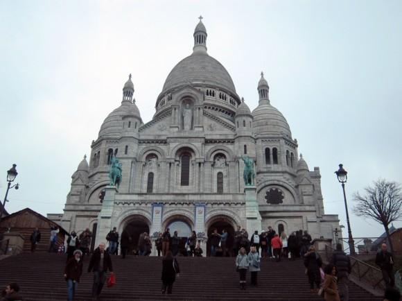 Мост Александра III. Париж
