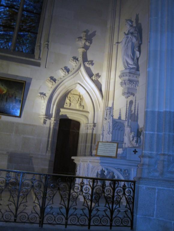 Церковь Епископа Нантского. Нант