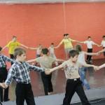 Танец объединяет