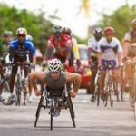 Чалмерс продолжает свой путь на коляске через Америку