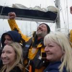 Кругосветное путешествие на парусной яхте в одиночку совершил глухой человек впервые в мире