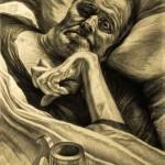 «30 лет быть прикованным к постели...» Омск. 1975 г.