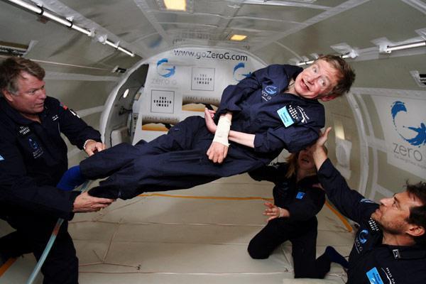 Знаменитый астрофизик намерен покорить космос