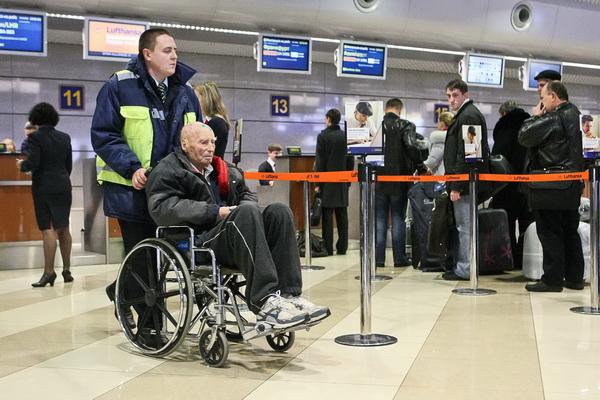 Госдума запретила авиакомпаниям отказывать в перелетах из-за инвалидности