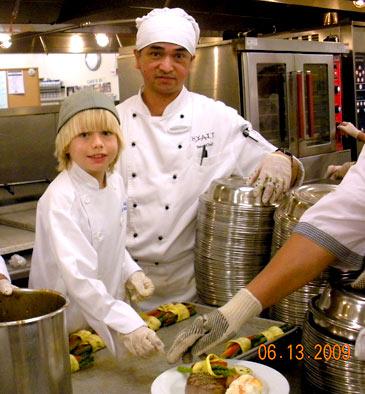Джек Уизерспун: Маленький шеф-повар призывает поверить в мечту!