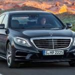 Mercedes учится беспилотному управлению
