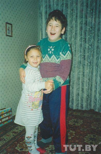 """Саша ТИТОВА: """"Если бы мой брат был обычным, я бы многое потеряла"""""""