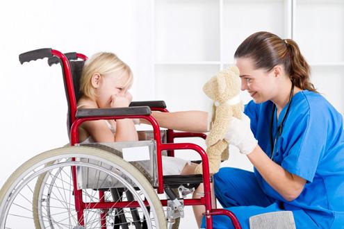 Невролог Елена Молодыченко, специалист по лечению ДЦП: «Шанс «выйти» есть у всех детей»