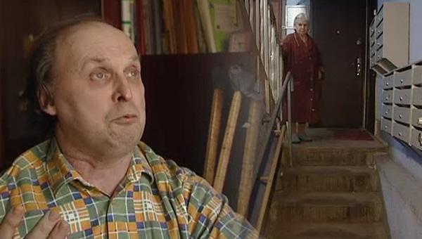 После ремонта в подъезде мужчина с инвалидностью 9 лет не может выйти из дома