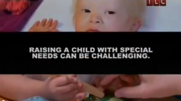 Тяжелая правда: У моего ребенка особые потребности