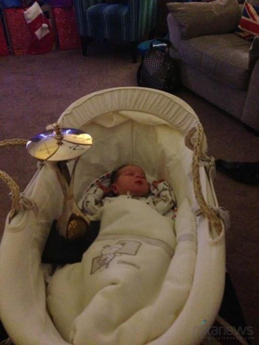 Энди Рид: Радость отцовства