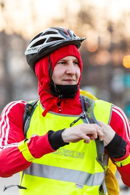 Иркутянин оправился после тяжелой травмы и готов проехать на велосипеде 11 тысяч километров
