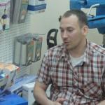 Череповецкий инвалид-колясочник не сдался после аварии и открыл свой бизнес