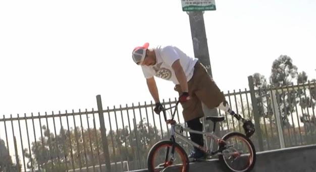 История bmx-чемпиона в клипе Rudimental