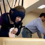 Способность двигаться парализованным детям возвращает изобретение тюменских докторов