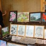 Шахризат Алиева: Одаренная художница