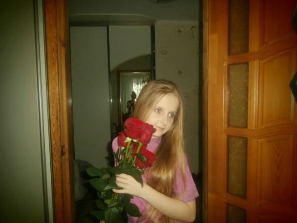 В квартире Ирины всегда много цветов
