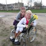 Ирина ИВАНОВА: «Я сказала: буду рожать, и эта тема закрыта». Как колясочница стала матерью и предпринимателем.