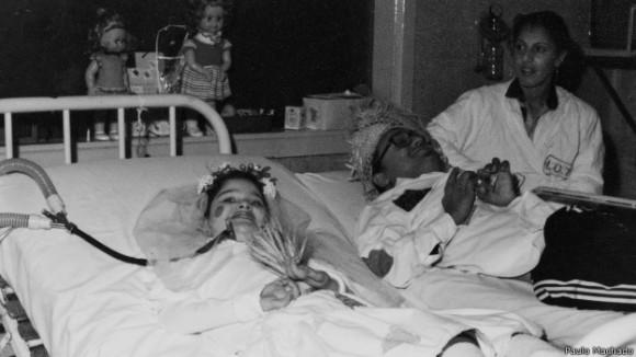 Бразилец Паулу Мачаду - 45 лет на больничной койке