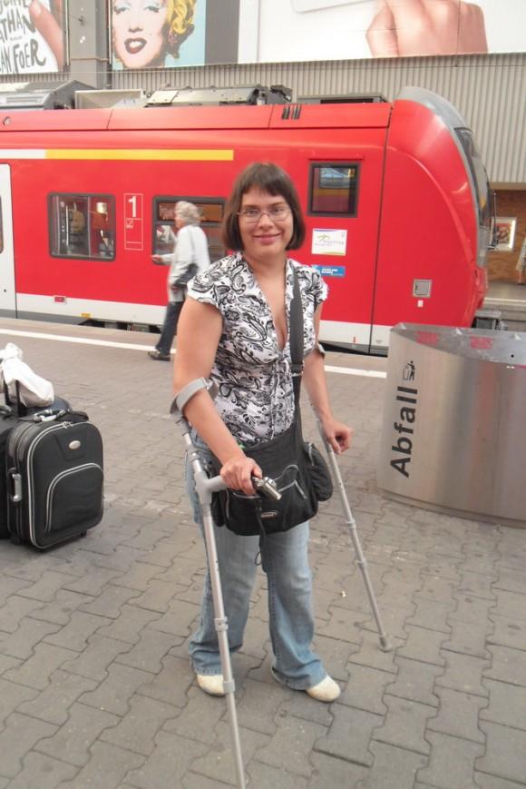 Почему взять Рейсхтаг может каждый инвалид. Часть 1