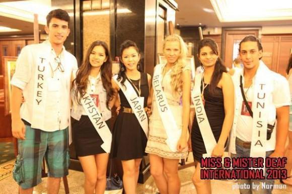 Белоруска, удостоенная титула «Мисс фото» на международном конкурсе среди девушек с нарушениями слуха: «Мечтаю открыть свое дело»