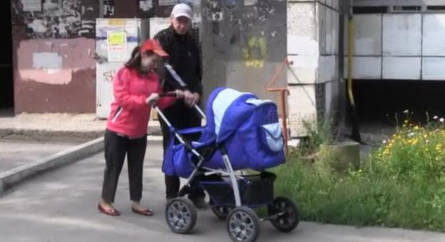 Парализованная научилась ходить, родив ребенка