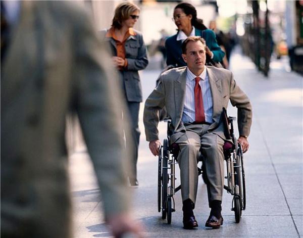 И вдруг ты стал инвалидом…