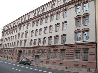 Дом предварительного заключения на Шпалерной улице, 25.