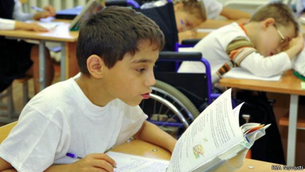 Дети-инвалиды в обычных школах: деление на «свой-чужой»