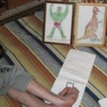 Денис Хасанов: Человек, рисующий ногами