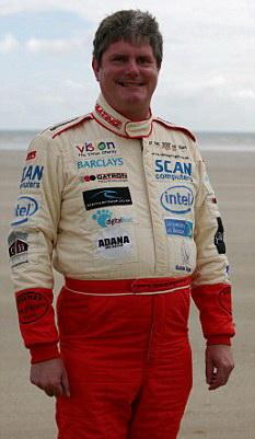 Майк Ньюман установил новый рекорд скорости