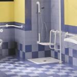 ТОП-10 ванных комнат для людей с ограниченными физическими возможностями