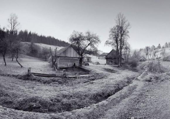 В карпатском селе
