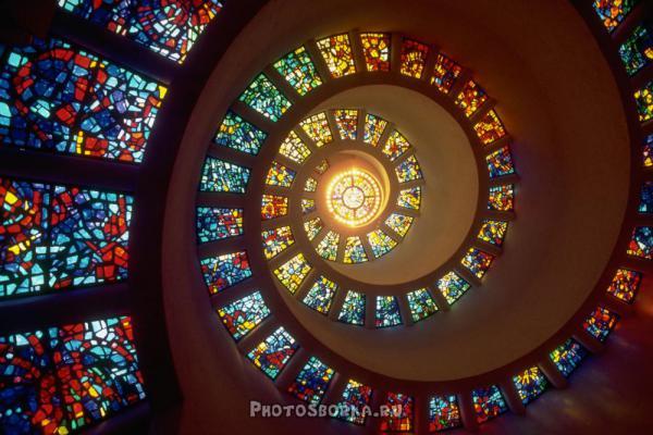 Колонка Ника Вуйчича: Глядя сквозь витражное стекло