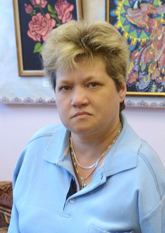 Елена Михайловна Голубева
