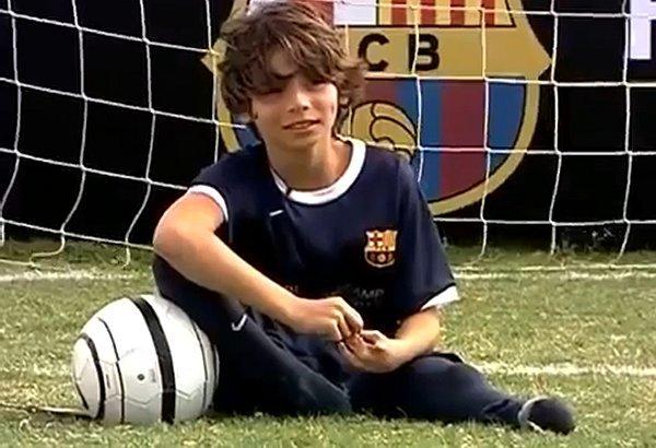 Моя Ужасная История: Мальчик без ступней
