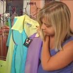 Девушка с синдромом Дауна создала коллекцию модной одежды для таких, как она