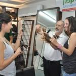 Израильтянки жертвуют свои волосы для женщин больных раком