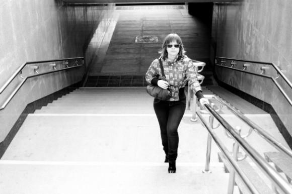 Патриция не нуждается в сопровождении в метро и на улице
