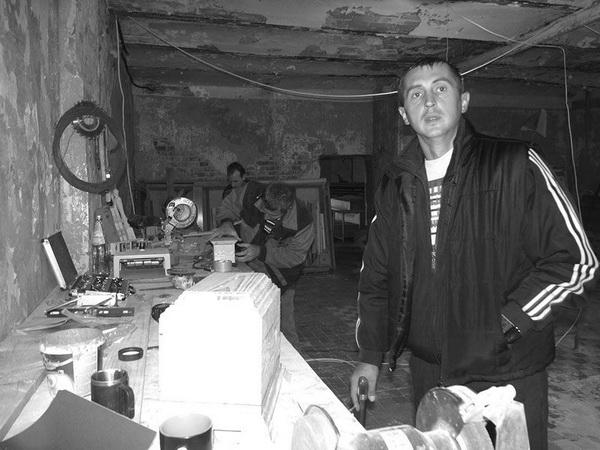 Николай Напреев: Деревянных дел мастер
