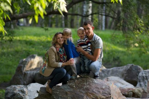 Томичка Анна Попелло - инвалид по слуху