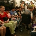 В московском метро установят телефон для поддержки инвалидов